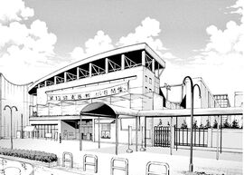 Shimizu Stadium