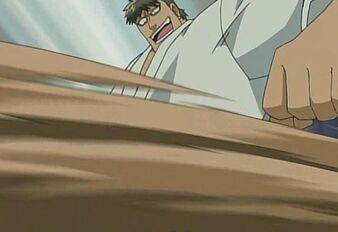 Daimonji kick