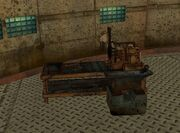 Leather Armour Crafting Bench