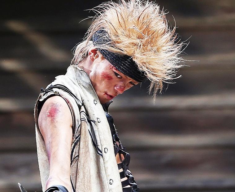 Image - Cho live action.jpg | Rurouni Kenshin Wiki ...