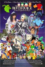 Littlefoot's Adventures of Beetlejuice Poster