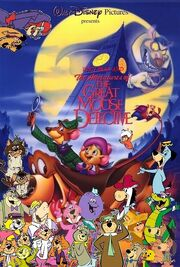 Yogi Bear and the Adventures of the Great Mouse Detective