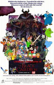 Littlefoot's Adventures of The Black Cauldron