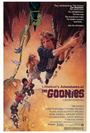 Littlefoot's Adventures of The Goonies