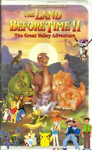 Pooh's Adventures of The Land Before Time II The Great Valley Adventure