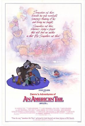 Danny's Adventures of an American Tail