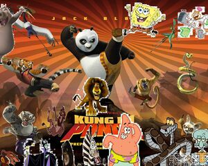 SpongeBob's Adventures of Kung Fu Panda