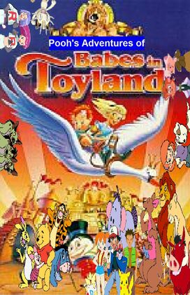 Pooh's Adventures of Babes in Toyland Poster