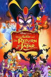 Winnie the Pooh and The Return of Jafar poster verson 2