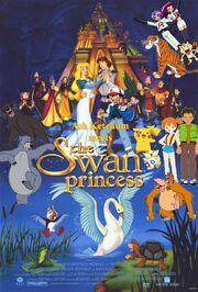 Ash Ketchum Meets The Swan Princess
