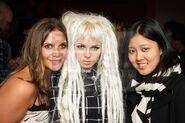 Kerli in New York during Fashion Week 2011 (9)