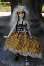 Goodreau Tea Party dolls (13)