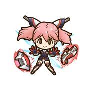 Chibi powered Natsumi