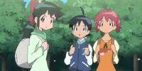 Koyuki: Cherry Blossom Trouble! De Arimasu!
