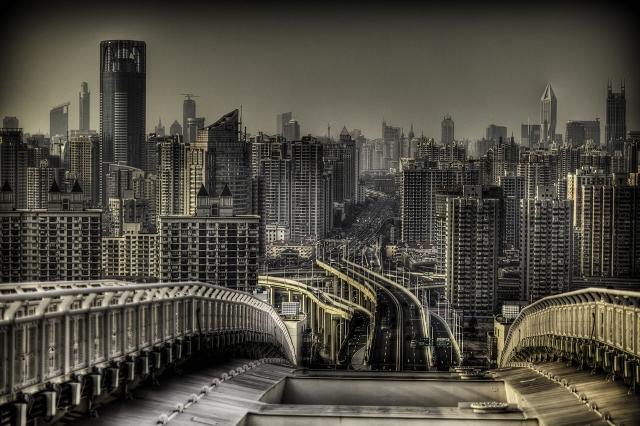 File:Shanghai, China Apocalyptic.jpg