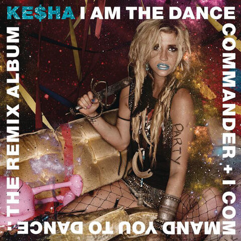 File:I Am the Dance Commander + I Command You to Dance- the Remix Album.jpg