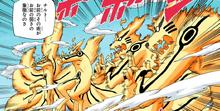 Tailed Beast shadow clone