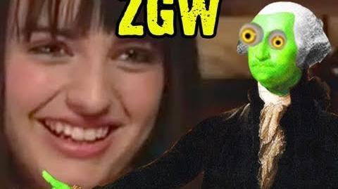 Zombie George Washington The Rebecca Black Interview