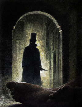 Jack the ripper by davepalumbo-d5nf3d2