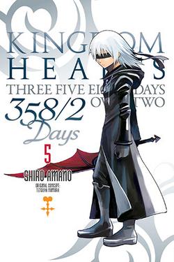 Kingdom Hearts 358-2 Days (English) Manga 5