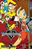 Kingdom Hearts Chain of Memories Manga 1