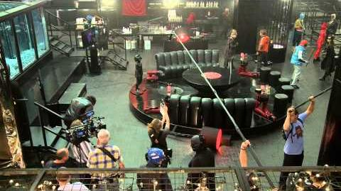 Behind the Scenes Showdown at Evil Lair