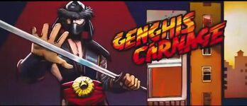 Genghis Carnage (Comic Version)