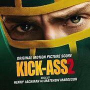 Kick-Ass 2 Score