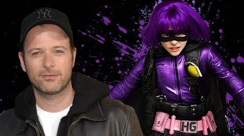 Matthew Vaughn Talks KICK-ASS 3 And HIT-GIRL Prequel - AMC Movie News