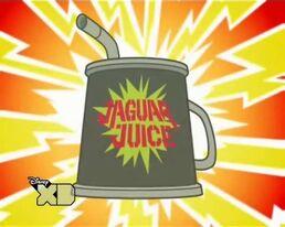Tod jaguarjuice