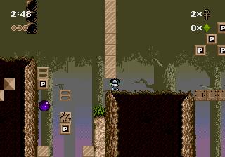 Kid Chameleon beneath the Swamp Edition