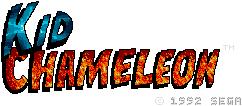 Kid Chameleon Logo