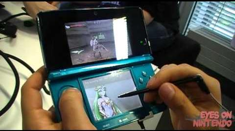 Kid Icarus Uprising Gameplay (Nintendo Post-E3 2011-Event)
