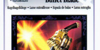 Bullet Blade - AR Card