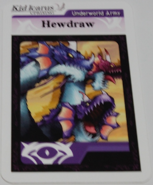 Hewdrawbetaarcard