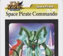 Space Pirate Commando - AR Card