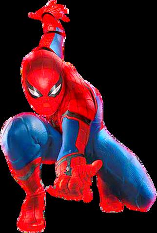 File:Spider man tom holland.png