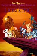 Brian Griffin's Adventures of The Lion King