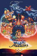 Littlefoot's Adventures of Aladdin Poster (Yru17's 2nd Version)