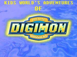 Kids World's Adventures of Digimon (TV Series)