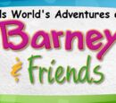 Kids World's Adventures of Barney & Friends