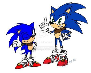 Sonic Boom Generation
