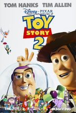 Pooh's Adventures of Toy Story 2 poster