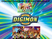Chipmunks Tunes Babies & All-Stars' Adventures of Digimon (TV Series)