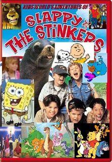 Kids World's Adventures of Slappy & The Stinkers