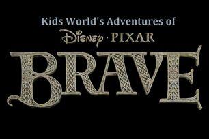 Kids World's Adventures of Brave