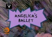 Angelica's Ballet