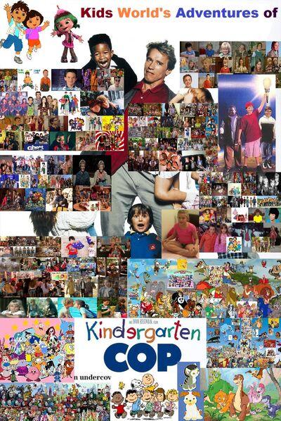 Kids World's Adventures of Kindergarten Cop