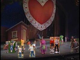 Kids World's Adventures of Barney Live In New York City