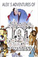 Alex's Adventures of 101 Dalmatians poster